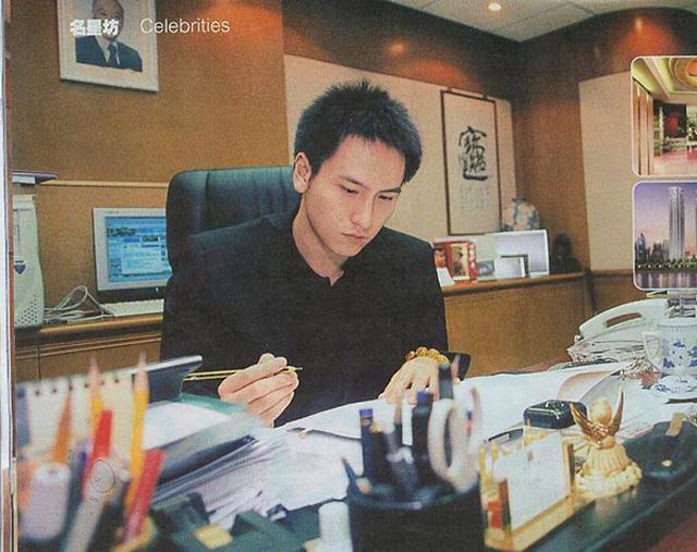 Thiếu gia Hồng Kông đẹp trai như tài tử, 18 tuổi thành tỷ phú nhưng U40 vẫn chưa lấy vợ-3