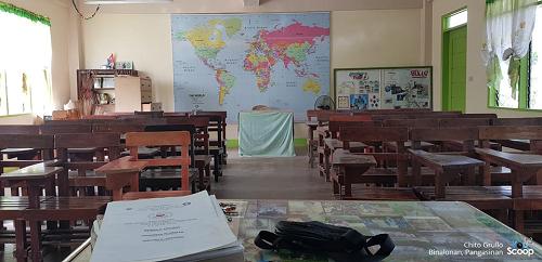 Sau kỳ nghỉ lễ, thầy giáo đến lớp và bất ngờ chưa: Chỉ có một học sinh đi học!-1
