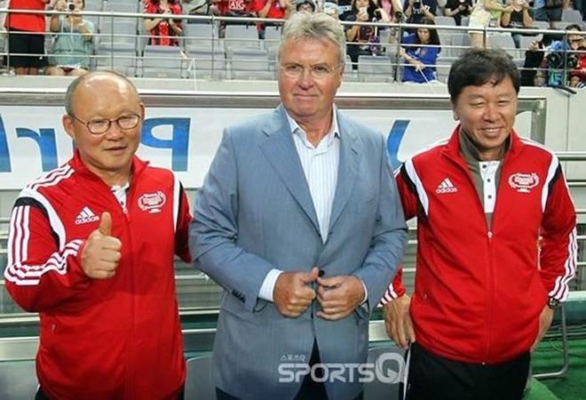 HLV Park Hang Seo bước sang tuổi 60: Từ sinh viên nghiên cứu thảo mộc đến huyền thoại bóng đá Việt Nam-6
