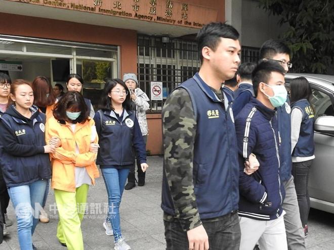 Đài Loan treo thưởng 3 triệu đồng cho người báo tin du khách VN-2