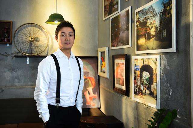 Bộ đôi MC Diễm Quỳnh - Anh Tuấn tái ngộ trong bộ ảnh thanh xuân-3