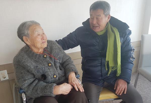 Vì nhiệm vụ ở đội tuyển Việt Nam, HLV Park Hang Seo không thể trở về bên mẹ trong ngày sinh nhật ý nghĩa-1