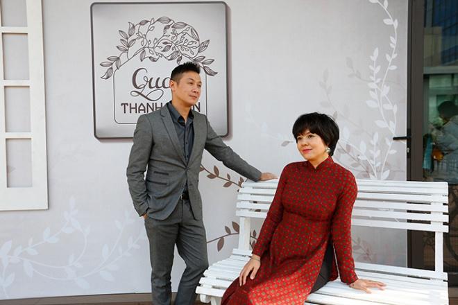 Bộ đôi MC Diễm Quỳnh - Anh Tuấn tái ngộ trong bộ ảnh thanh xuân-8