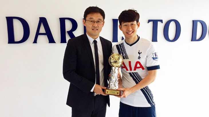 Vượt Quang Hải, Son Heung-min trở thành cầu thủ xuất sắc nhất châu Á 2018-1