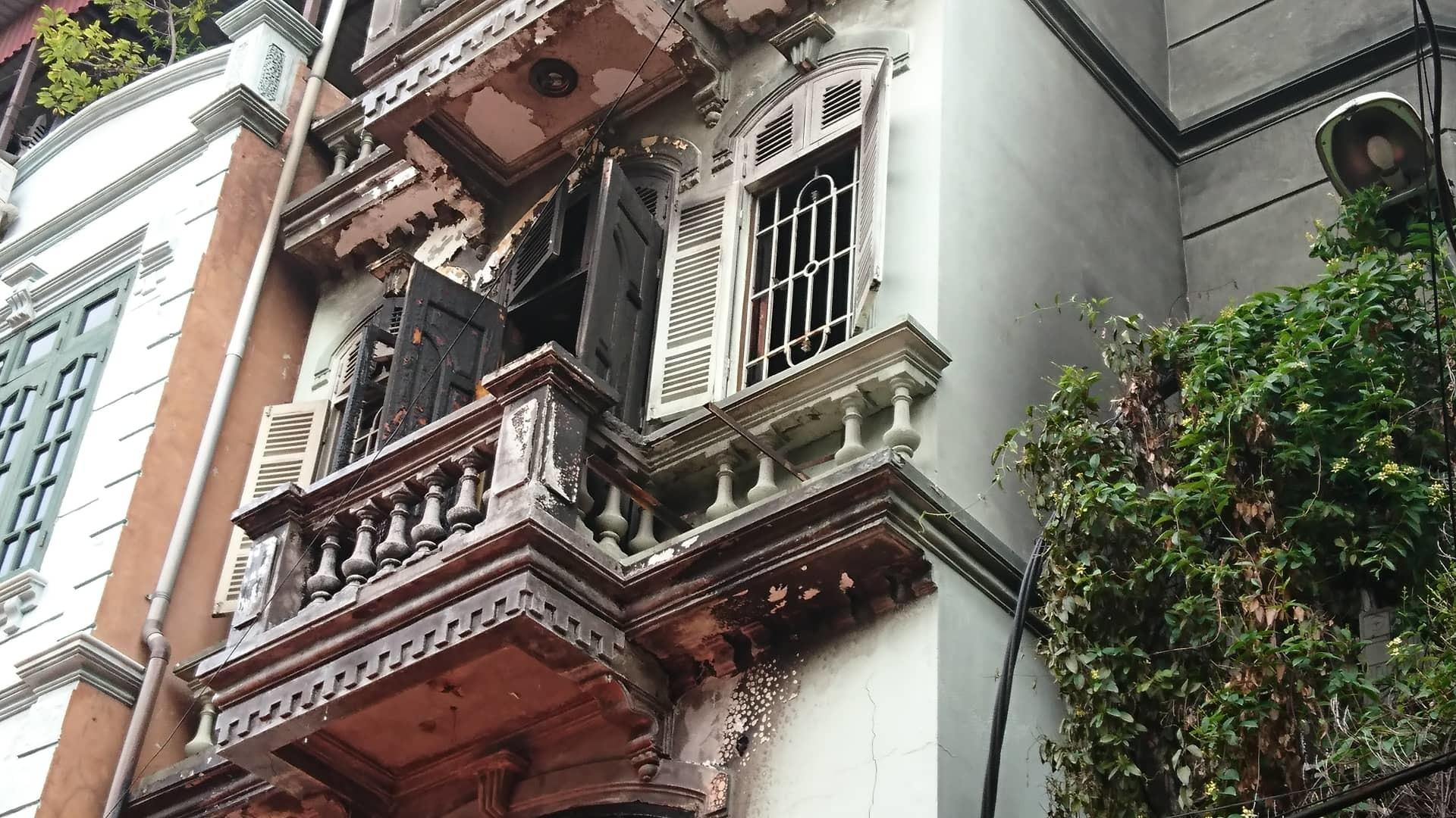 Hà Nội: Cháy nhà lúc rạng sáng, nhiều người nhập viện-4