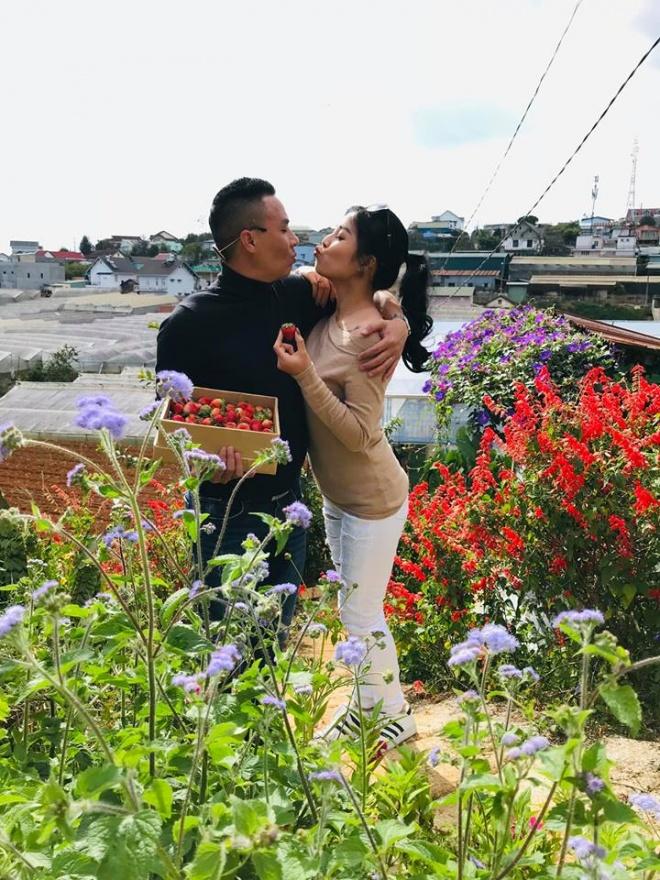 Vợ chồng MC Hoàng Linh tiếp tục khoe loạt ảnh tình tứ ở Đà Lạt-11
