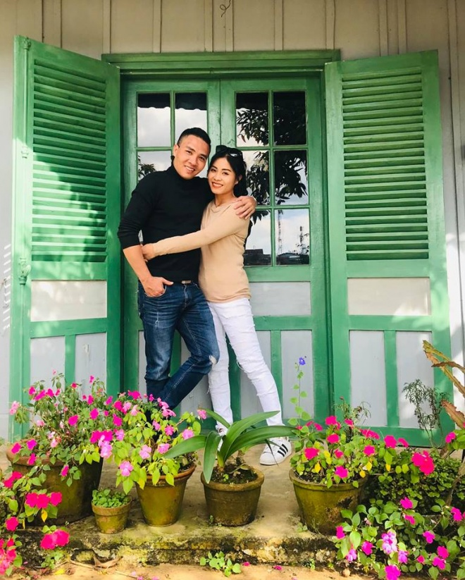 Vợ chồng MC Hoàng Linh tiếp tục khoe loạt ảnh tình tứ ở Đà Lạt-9