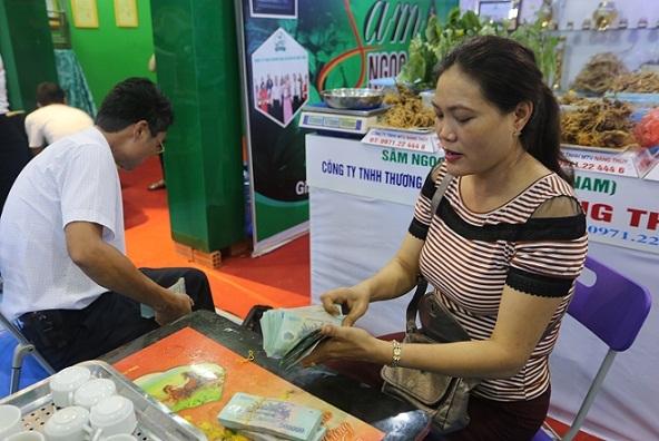 Quảng Nam: Sốc với giá của sâm Ngọc Linh được đẩy lên 150 triệu/kg-3