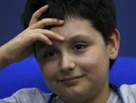 Cậu bé thần đồng vào đại học năm 12 tuổi