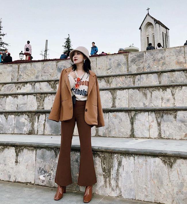 Em gái Hương Tràm cao mét rưỡi nhưng chân dài miên man, mặt xinh như búp bê-18