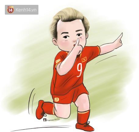 Điều ước của Văn Toàn trước thềm Asian Cup 2019 khiến fan chạnh lòng-3