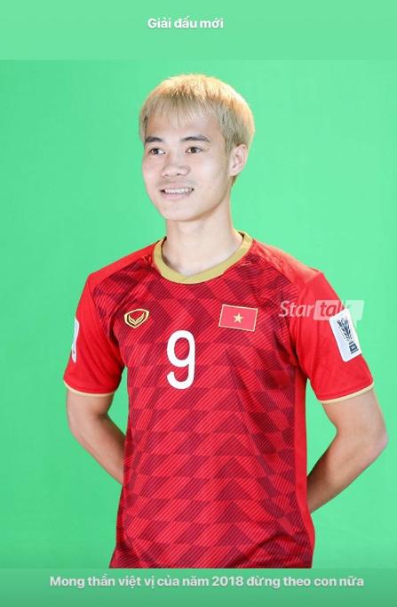 Điều ước của Văn Toàn trước thềm Asian Cup 2019 khiến fan chạnh lòng-1