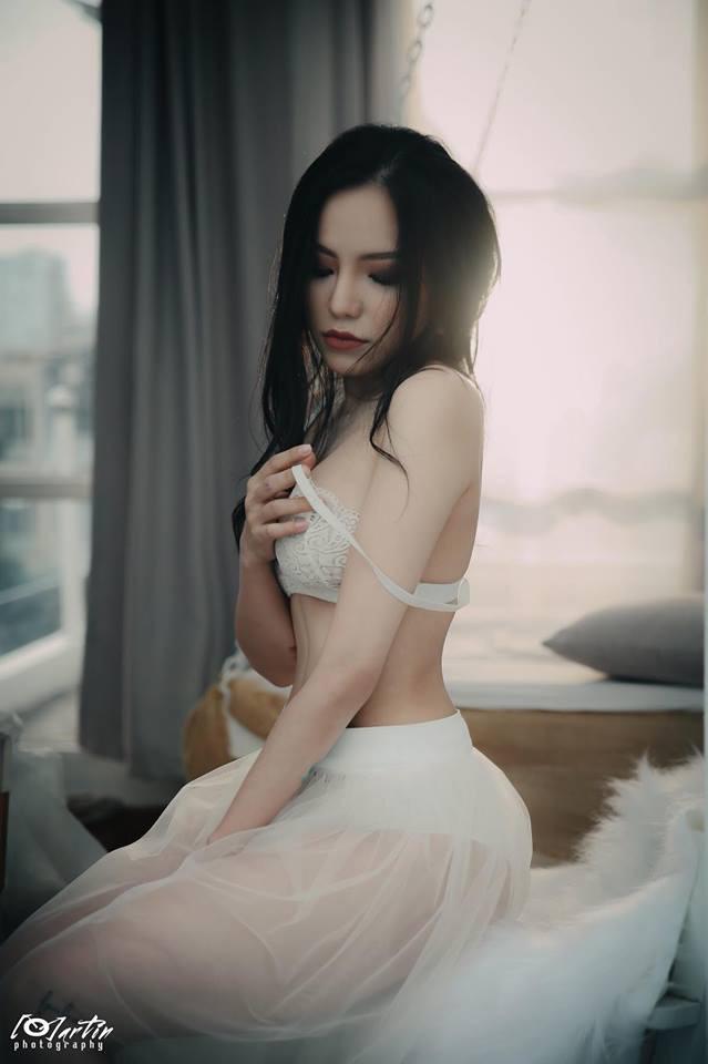 Bố mẹ đều có người tình mới, con gái Lâm Vinh Hải giờ sống thế nào?-15