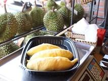 Sầu riêng 200.000 đồng/kg hoặc buffet 299.000 đồng/ người ở Sài Gòn