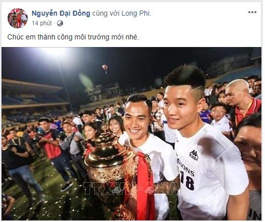 Đồng đội Hà Nội FC chia tay Phí Minh Long nhưng câu hỏi của Thành Lương về Đặng Văn Lâm mới khiến tất cả phải ngỡ ngàng-1