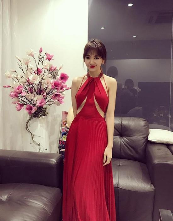 Thoát mác mỹ nhân nhạt nhoà, Hari Won trở thành Nữ hoàng thảm đỏ năm 2018-8