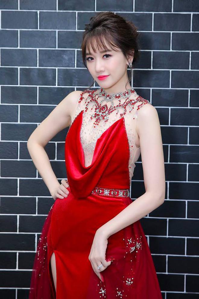 Thoát mác mỹ nhân nhạt nhoà, Hari Won trở thành Nữ hoàng thảm đỏ năm 2018-7