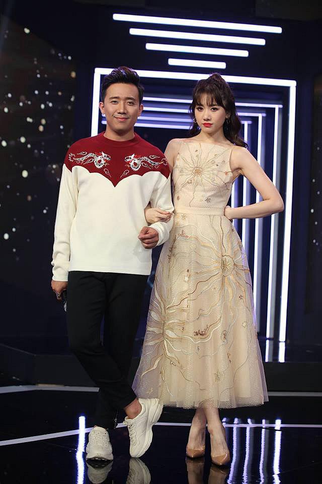 Thoát mác mỹ nhân nhạt nhoà, Hari Won trở thành Nữ hoàng thảm đỏ năm 2018-14