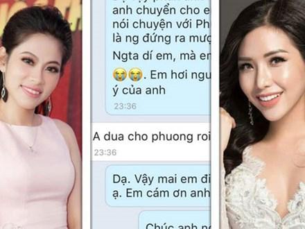 Đại gia xin trả nợ thay nhưng hành động của Khánh Phương khiến chị ruột Hoa hậu Đặng Thu Thảo bức xúc