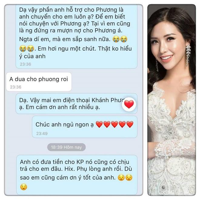 Đại gia xin trả nợ thay nhưng hành động của Khánh Phương khiến chị ruột Hoa hậu Đặng Thu Thảo bức xúc-1