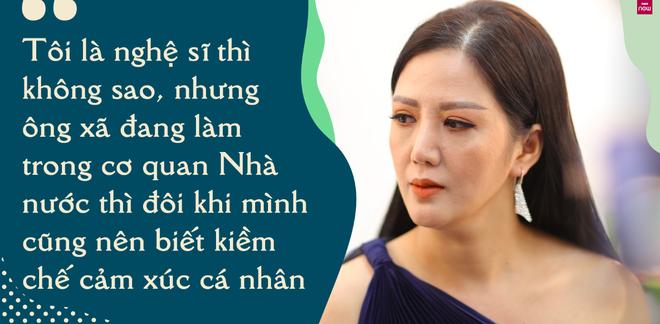 Phu nhân Thứ trưởng Bộ Tài chính: Công khai đám cưới là một sai lầm?-6