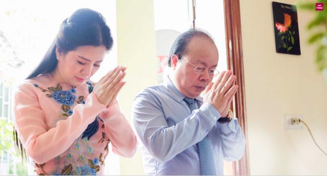 Phu nhân Thứ trưởng Bộ Tài chính: Công khai đám cưới là một sai lầm?-8