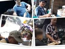 Tiết lộ thủ đoạn đối phó tinh quái của nhóm Hưng 'kính' trong vụ bảo kê chợ Long Biên