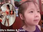 Lần đầu rò rỉ ảnh chụp cả gia đình Elly Trần, chồng tin đồn của cô gây choáng váng vì diện mạo hiện tại-10
