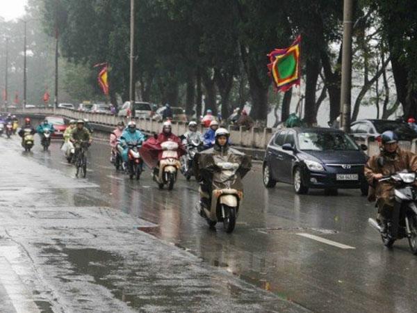 Dự báo thời tiết 7/1: Không khí lạnh tăng cường, Hà Nội mưa rào-1