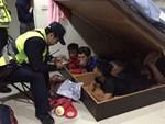 Đài Loan tìm thấy lao động Việt Nam trốn trong tủ lạnh-2