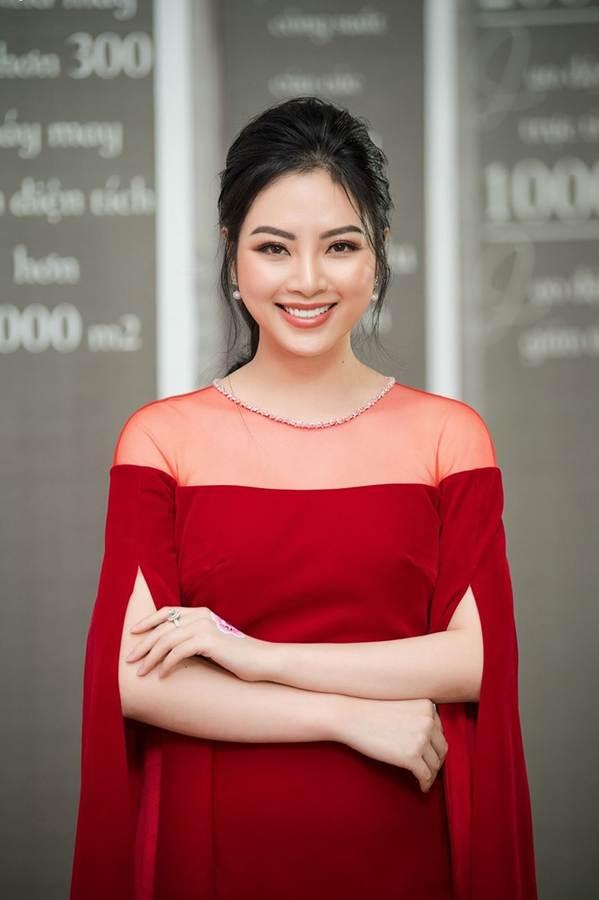 Hoa hậu Đặng Thu Thảo đẹp không tì vết với sắc hồng pastel-8