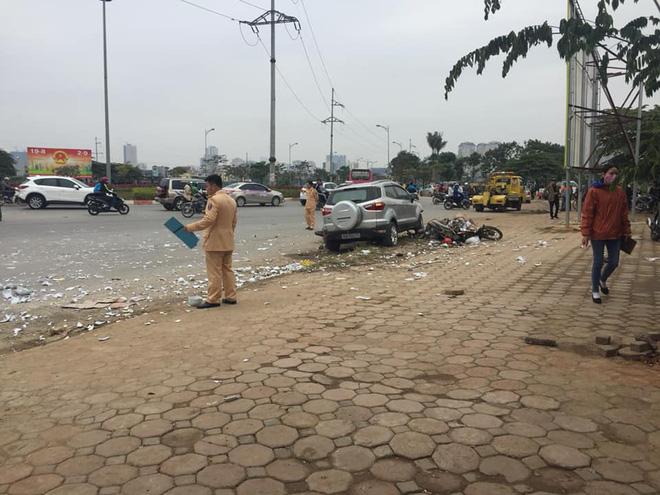 Nam thanh niên 9X lái ô tô gây tai nạn liên hoàn khiến đôi vợ chồng tử vong ra công an trình diện-1
