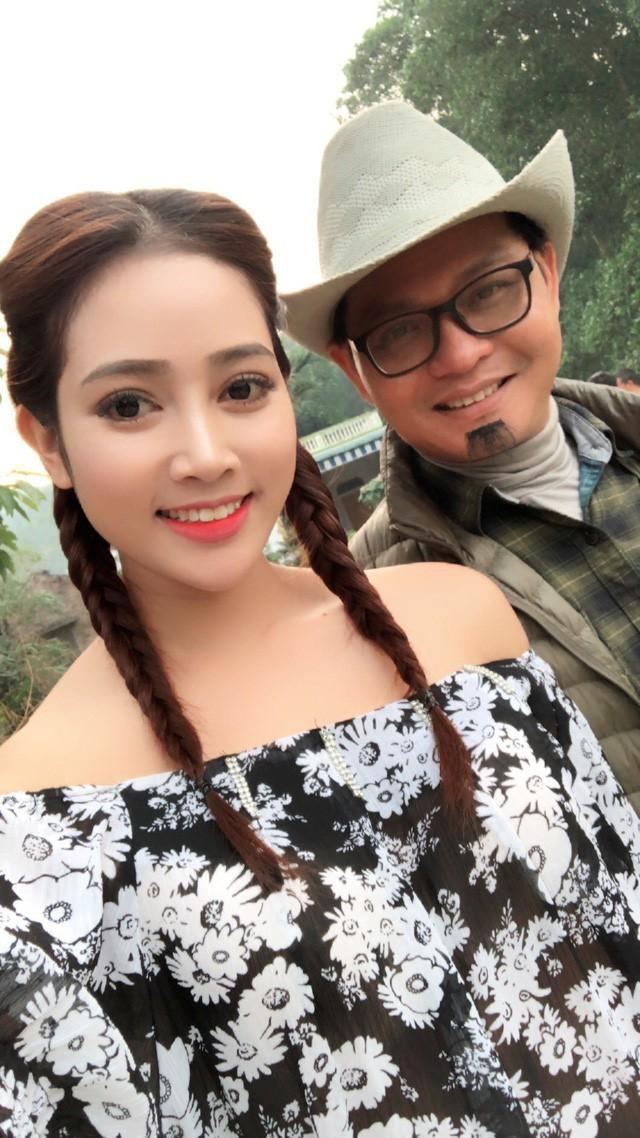 Vợ sắp cưới kém 19 tuổi xinh như hotgirl của NSND Trung Hiếu-1
