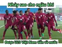 Ảnh chế về U23 Việt Nam