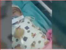 Mẹ vừa rời khỏi, em bé sinh non 12 tuần tuổi đã bị bệnh viện ngược đãi không ngờ khiến dư luận phẫn nộ