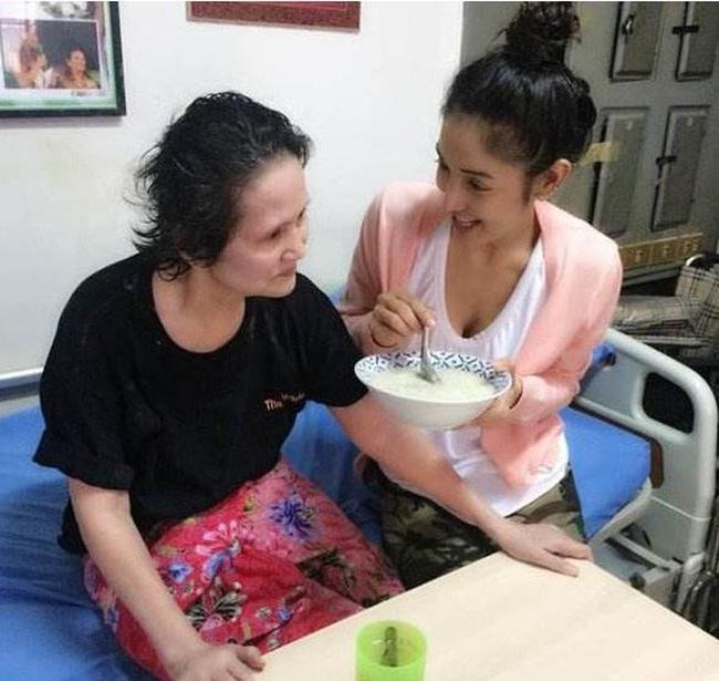 Đời sóng gió của mỹ nhân Thái: 20 tuổi phát hiện bí mật động trời về thân thế, một mình nuôi con-10