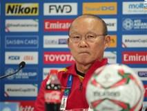HLV Park Hang Seo đầy âu lo, không dám nói trước về khả năng tiến xa của Việt Nam tại Asian Cup 2019
