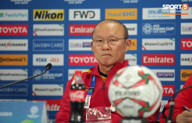HLV Park Hang Seo đầy âu lo, không dám nói trước về khả năng tiến xa của Việt Nam tại Asian Cup 2019-1