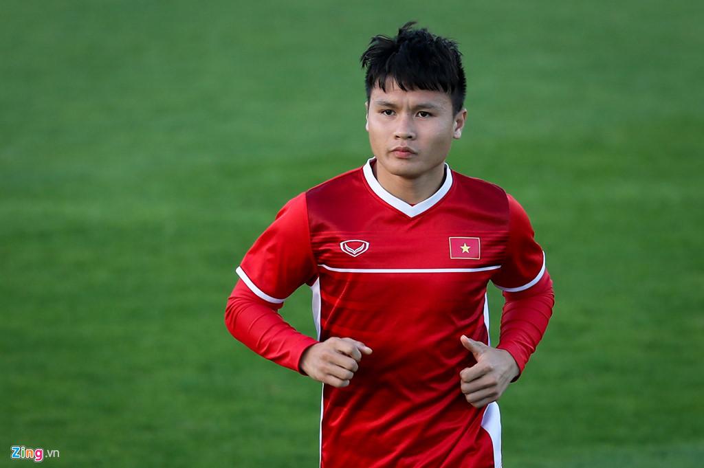 Việt Nam vs Iraq: Chào Asian Cup, Quang Hải tới đây-2