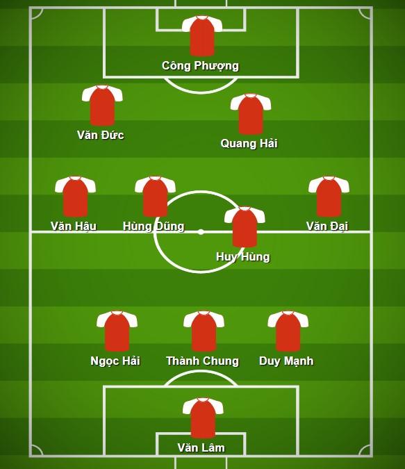 Việt Nam vs Iraq: Chào Asian Cup, Quang Hải tới đây-3