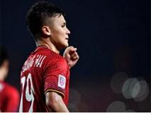 Việt Nam vs Iraq: Chào Asian Cup, Quang Hải tới đây
