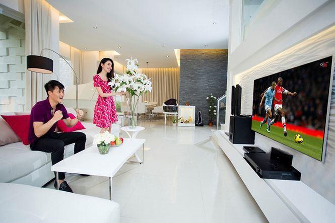 Biệt thự xa hoa như cung điện của các mỹ nhân Việt-16