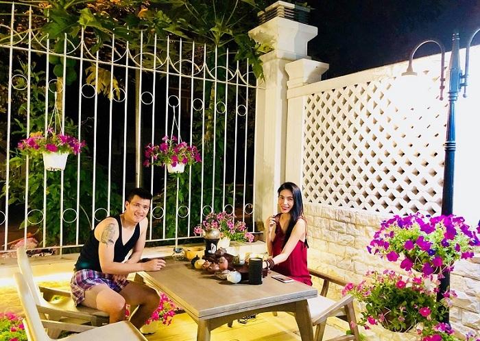 Biệt thự xa hoa như cung điện của các mỹ nhân Việt-18