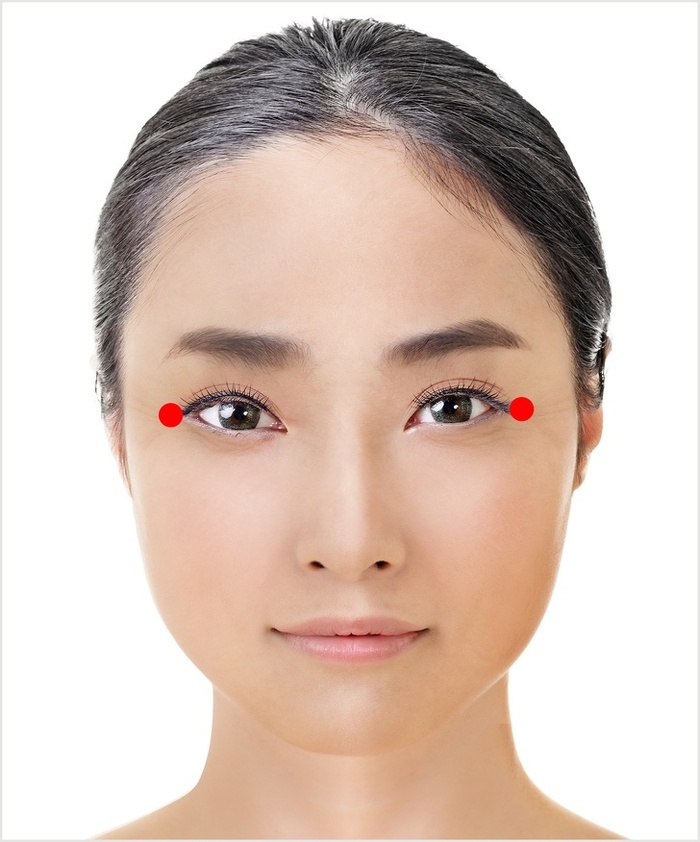 1 phút thực hiện phương pháp này của Nhật Bản, mắt gấu trúc nhăn nheo sẽ trẻ đẹp tức thì-3