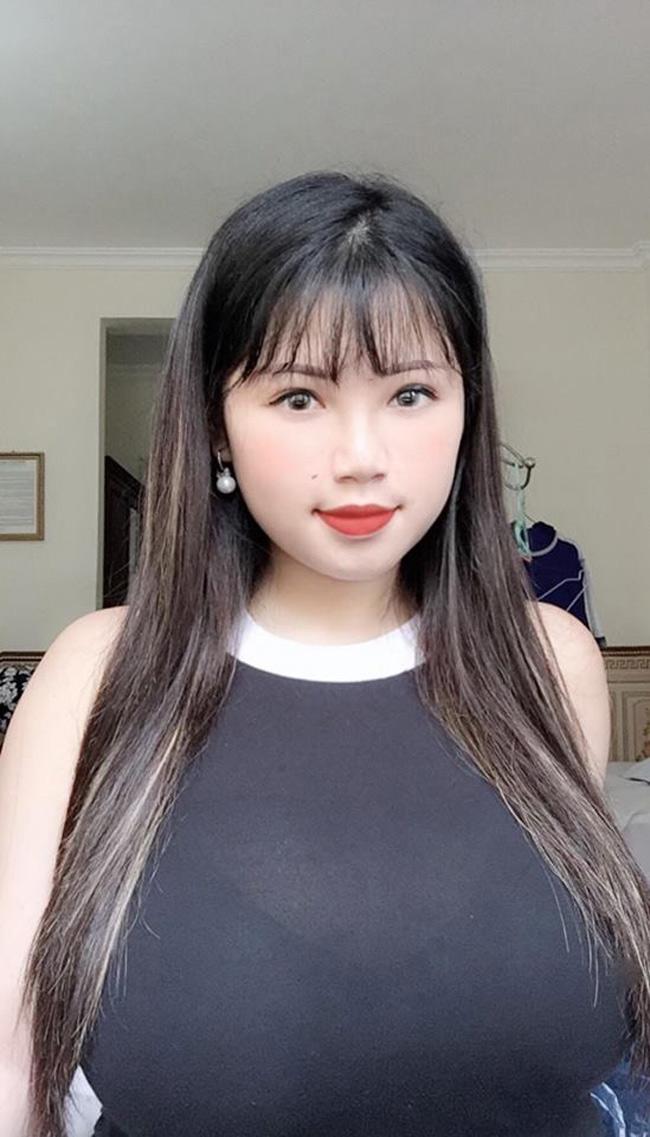 Cô gái Hải Dương vòng một 110cm ngày càng xinh đẹp sau khi đi du học-1