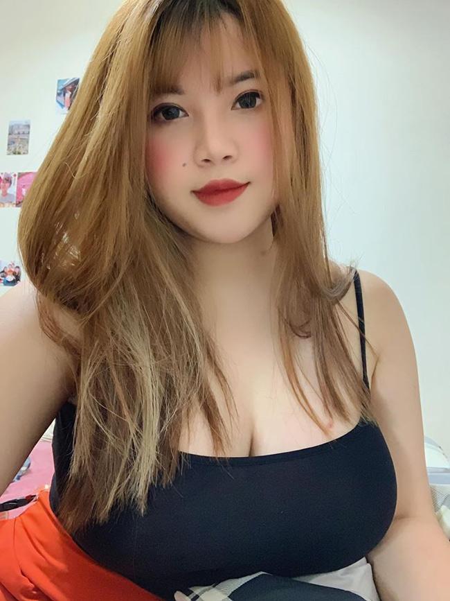 Cô gái Hải Dương vòng một 110cm ngày càng xinh đẹp sau khi đi du học-13