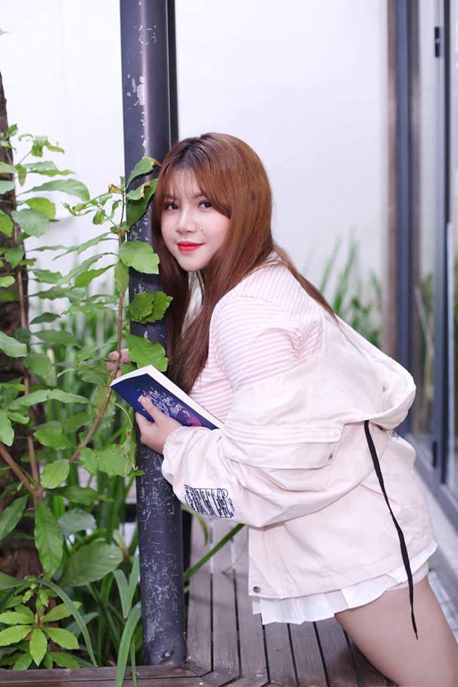 Cô gái Hải Dương vòng một 110cm ngày càng xinh đẹp sau khi đi du học-16