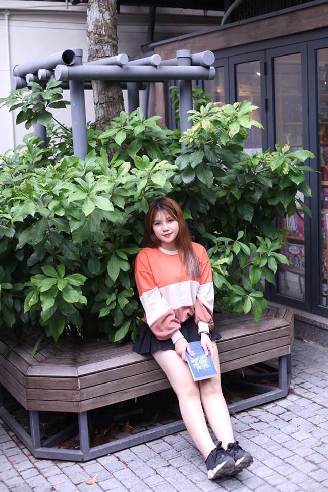 Cô gái Hải Dương vòng một 110cm ngày càng xinh đẹp sau khi đi du học-19