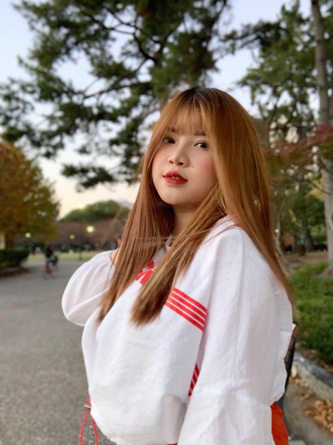 Cô gái Hải Dương vòng một 110cm ngày càng xinh đẹp sau khi đi du học-6