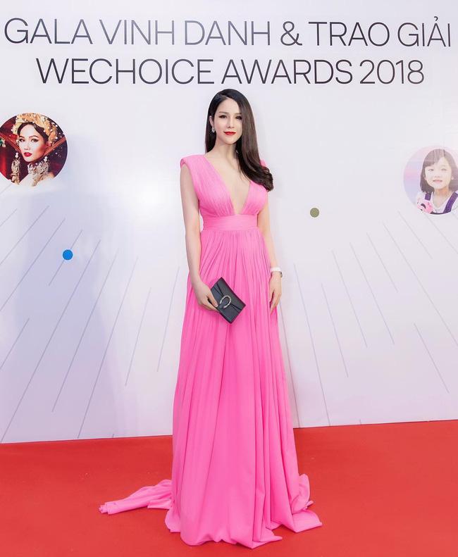 Diệp Lâm Anh tại WeChoice Awards: Quá đỗi xinh đẹp nhưng bất ngờ nhất là có thể khiến người khác thất nghiệp vì điều này-1